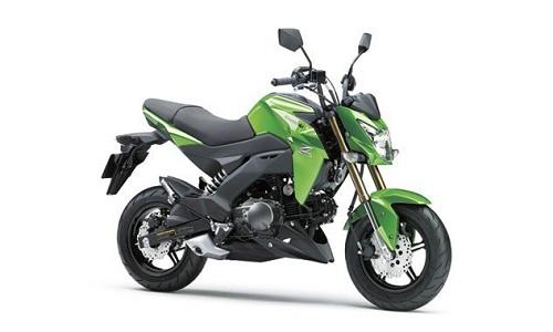 Spesifikasi dan Harga Kawasaki Z125
