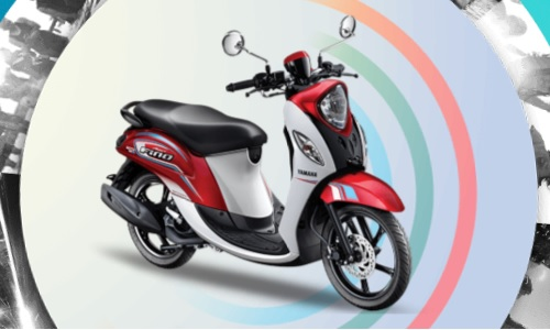 Yamaha All New Fino 125