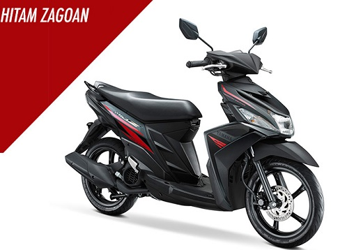 Yamaha Mio Z Hitam