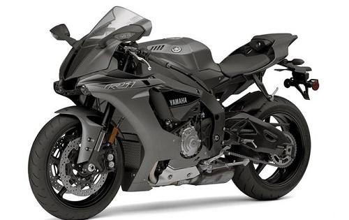 Yamaha YZF R1 Grey
