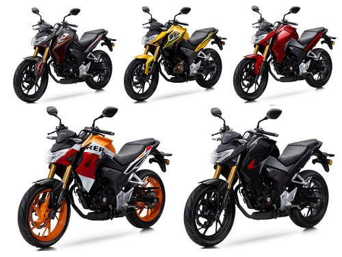 All New Honda CB190R