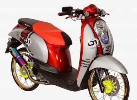 Cara Memasang Velg Ring 17 Pada Moto Matic