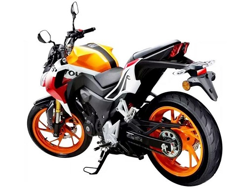 Harga All New Honda CB190R