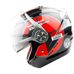 Helm NHK Gladiator Safety Ride