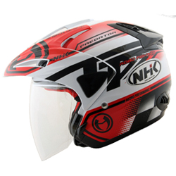 Helm NHK Predator Shock Design