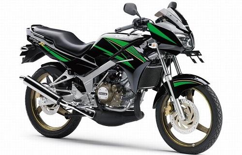Kawasaki Ninja 2-Tak