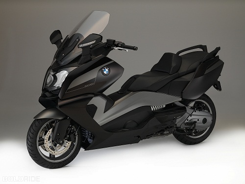 Review BMW C 650 GT