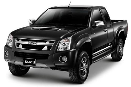 Review Isuzu pickup