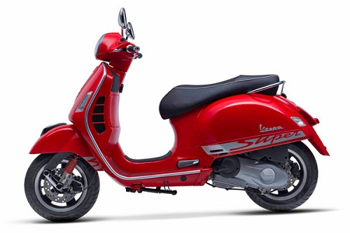 Review Vespa GTS Super 150