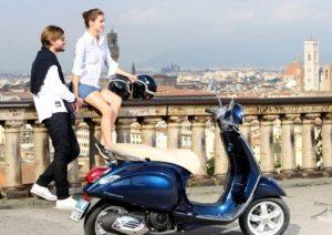 Review Vespa Primavera 150