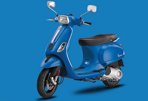 Review Vespa S 3V