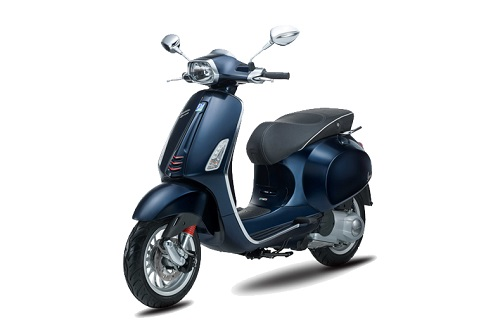 Review Vespa Sprint