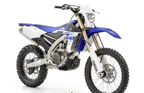 Review Yamaha WR450F