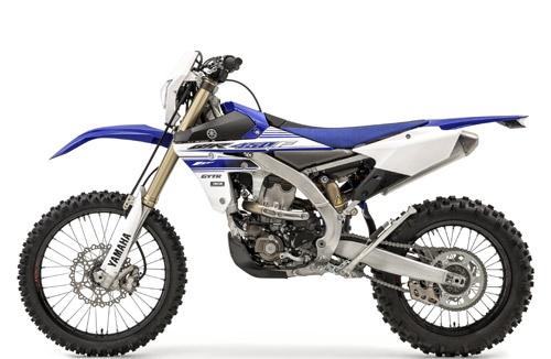 Spesfikasi dan Harga Yamaha WR450F