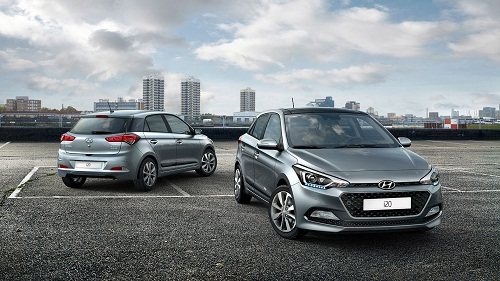 Spesifikasi Dan Harga Hyundai i20