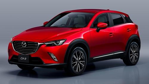 Spesifikasi Dan Harga Mazda CX-3.