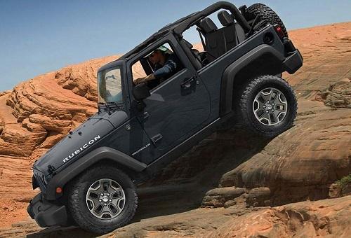 Spesifikasi dan Harga Jeep Wrangler Rubicon