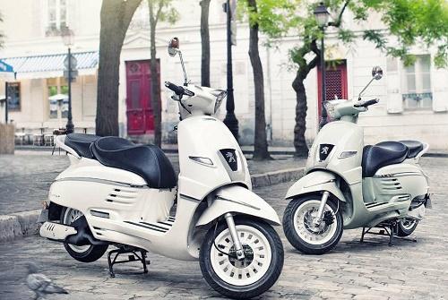 Spesifikasi dan Harga Peugeot Django