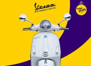 Spesifikasi dan Harga Vespa Primavera 150