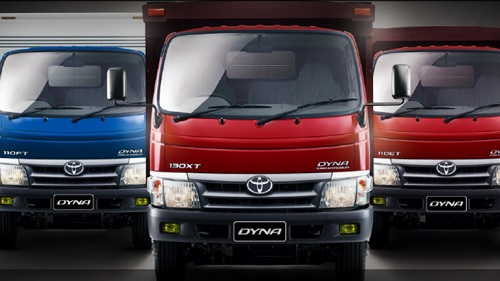 Toyota Dyna 130 Express