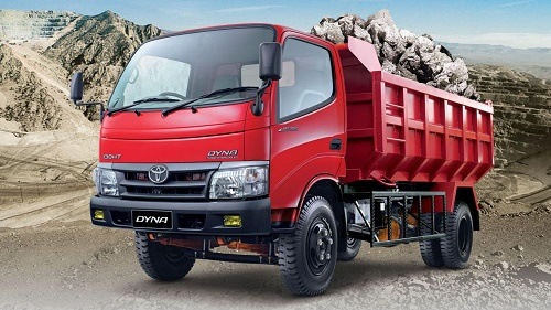 Toyota Dyna 130 HT Off Road