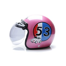 WTO Helmet Retro Bogo Herbie