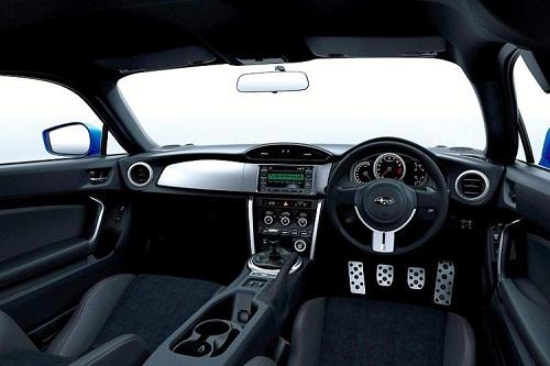 Desain Subaru BRZ