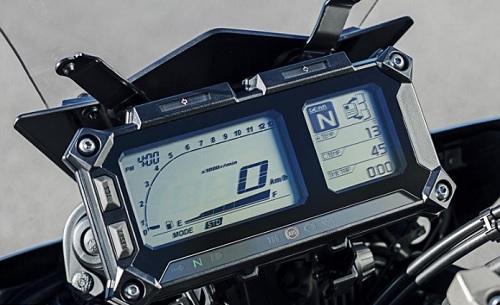 Fitur Motor Yamaha MT-09 Tracer
