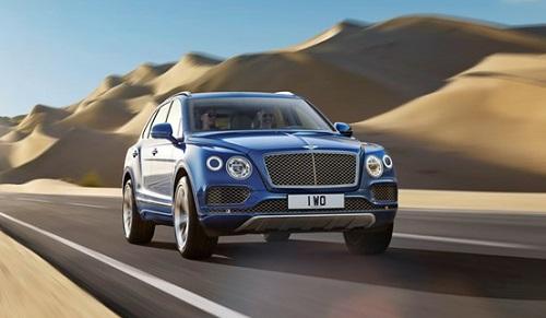 "Harga Mobil Bentley ""Bentayga"""