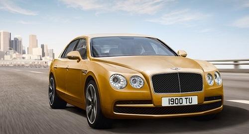 "Harga Mobil Bentley ""Flying Spur"""