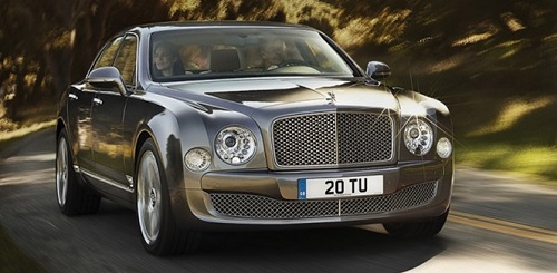 "Harga Mobil Bentley ""Mulsanne"""