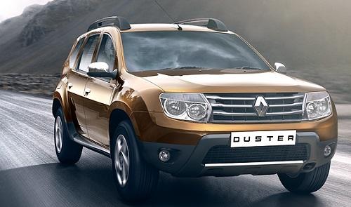 Harga Mobil Renault Duster