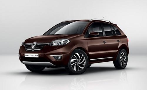 Harga Mobil Renault Koleos