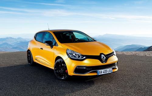 Harga Renault Clio R.S 200 EDC