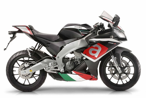 Review Aprilia RS4 125 Replica
