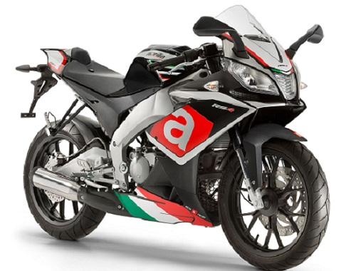 Review Aprilia RS4 50 Replica