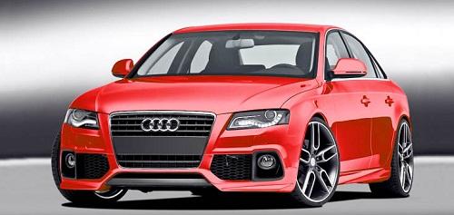 Review Audi A4