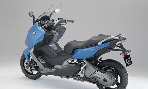 Review BMW C 600 Sport
