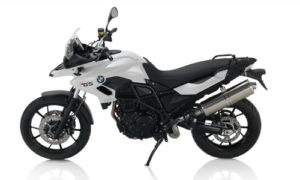 Review BMW F 700 GS