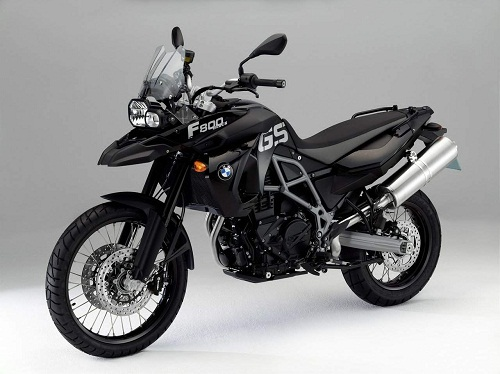 Review BMW F 800 GS