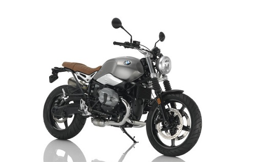 Review BMW R Nine T Scrambler