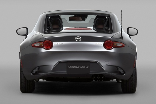 Review Mazda MX 5