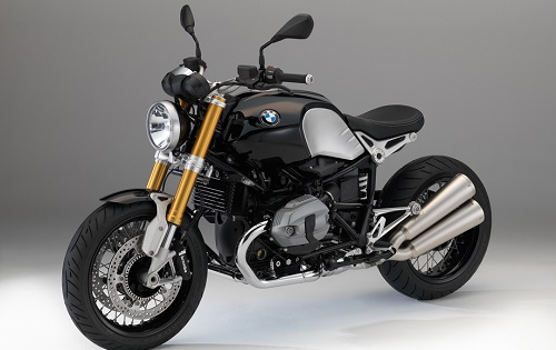 Review Motor BMW R Nine T