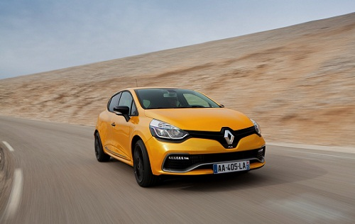 Review Renault Clio R.S 200 EDC