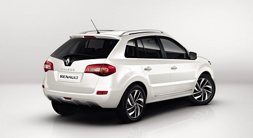 Review Renault Koleos