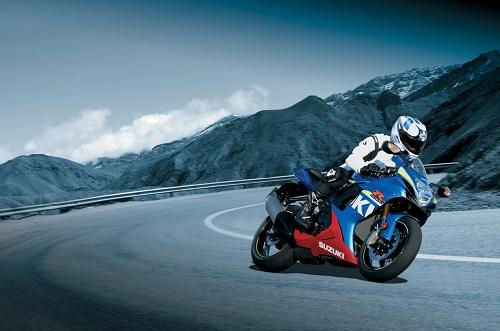 Review Spesifikasi Suzuki GSX R750
