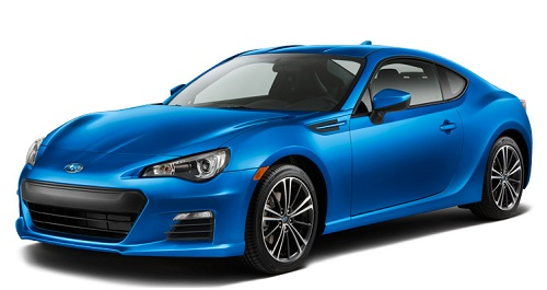 Review Subaru BRZ