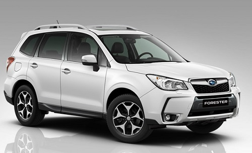Review Subaru Forester