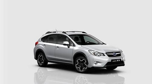 Review Subaru XV