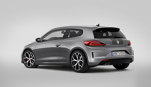 Review Volkswagen Scirocco